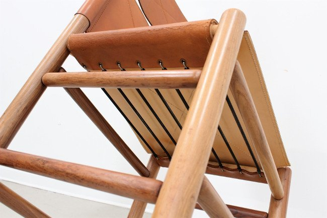 Carlo Scarpa, Bernini, 8 chairs - 8