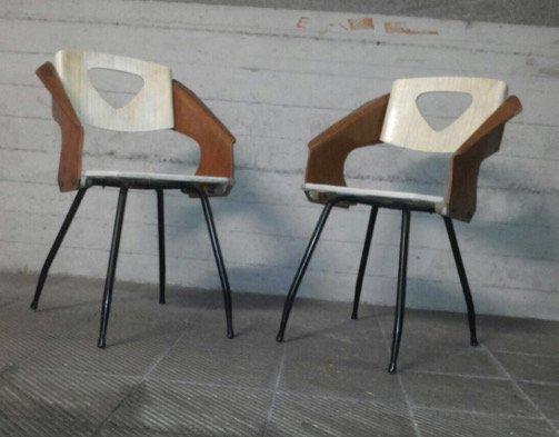 Carlo Ratti, two chairs
