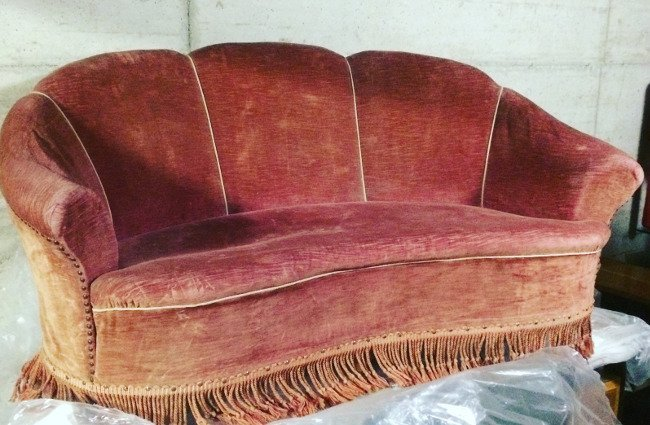 Italian Manufacture, sofa