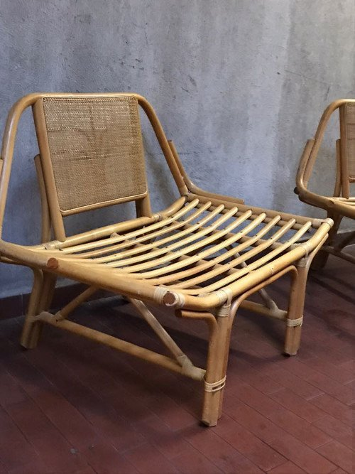 Italian Manufacture, two armchairs - 9