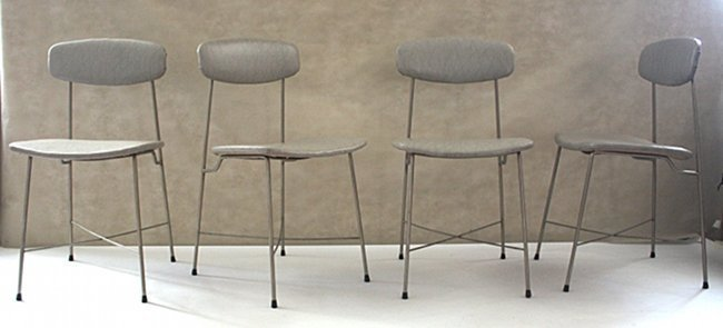 George Coslin, Faram, 4 chairs