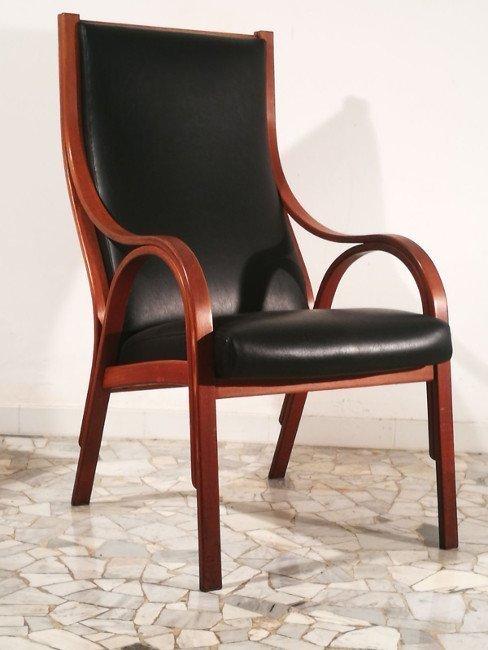 Gregotti, Meneghetti e Stoppino, SIM, two armchairs - 3