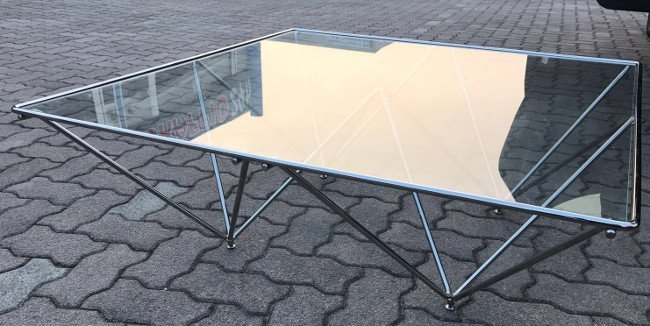 Paolo Piva, coffee table