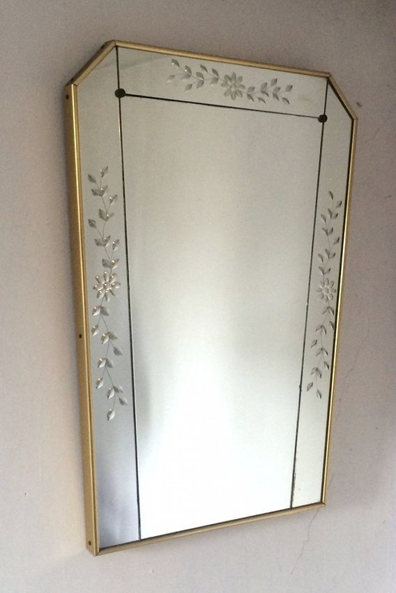 Italian Manufacture, wall mirror