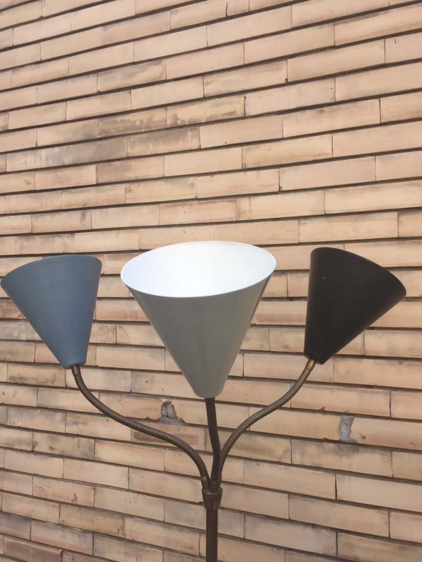 Italian Manufacture, floor lamp - 4