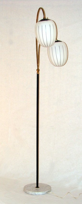 Floor lamp Stilnovo, 1950.