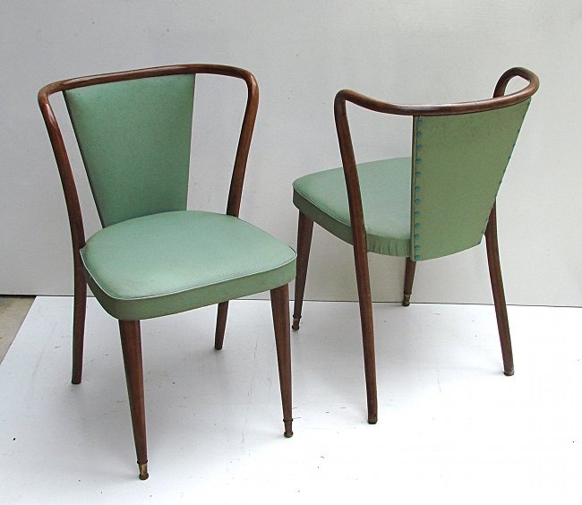 Italian Manufacture, couple of chairs