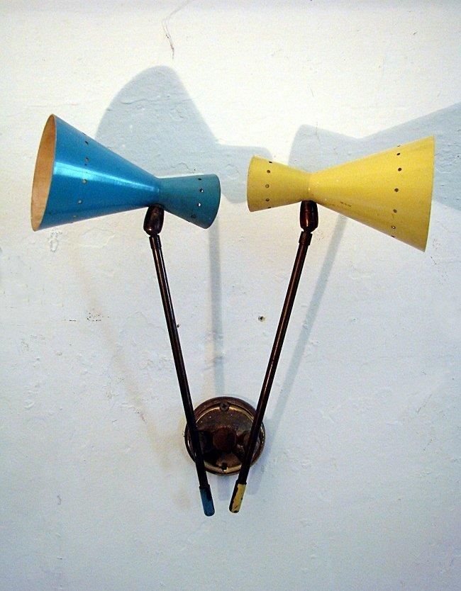 Italian Manufacture, wall lamp