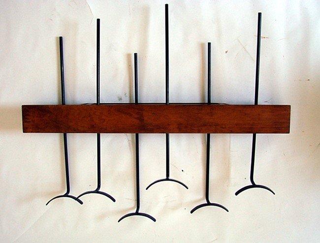 Franco Campo, Carlo Graffi, Coat hanger