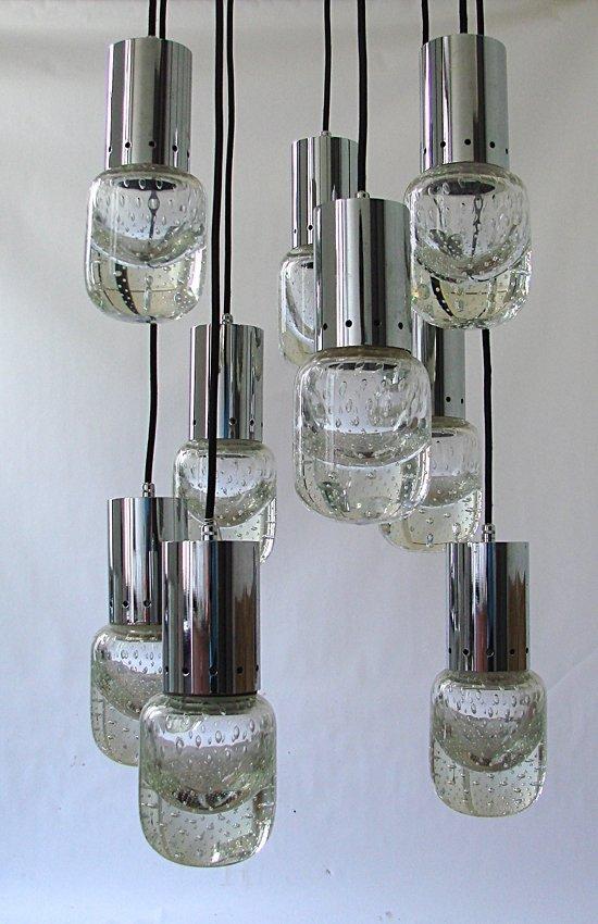 Seguso, Murano, Ceiling lamp