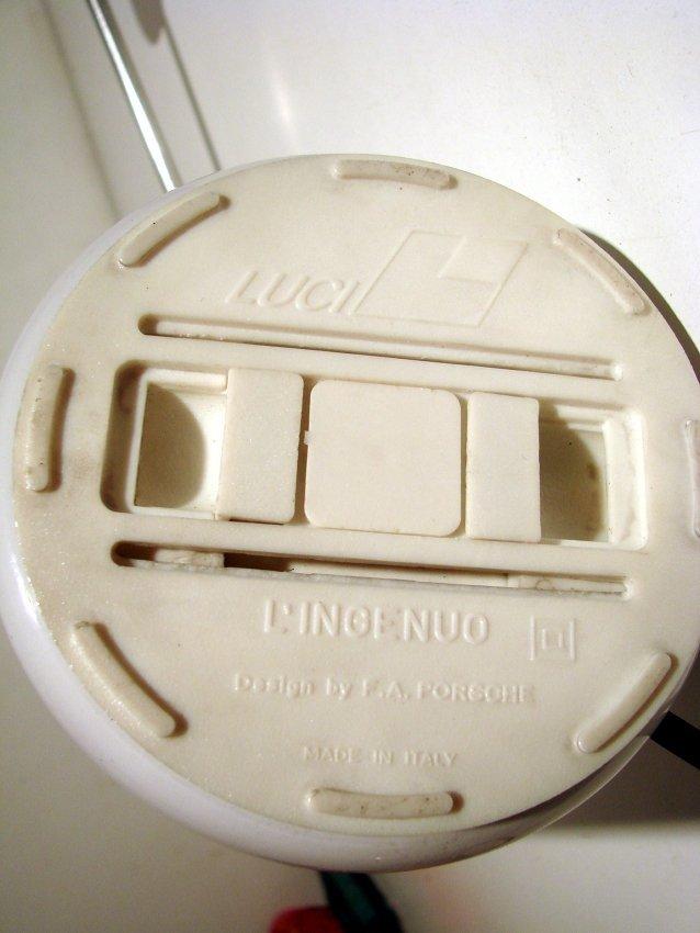 Luci Porsche Design, Table lamp L'Ingenuo - 8