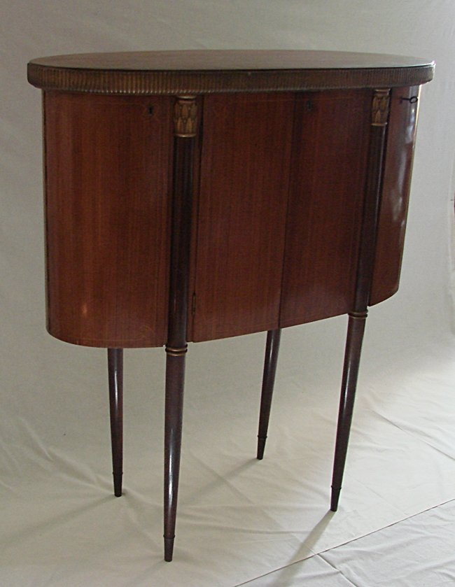 P. Buffa (attr.), Italian Manifacture, Cocktail cabinet