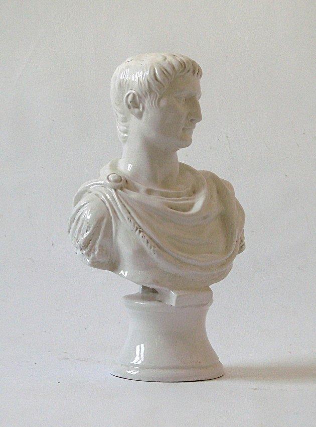 Piero Fornasetti, head and shoulders