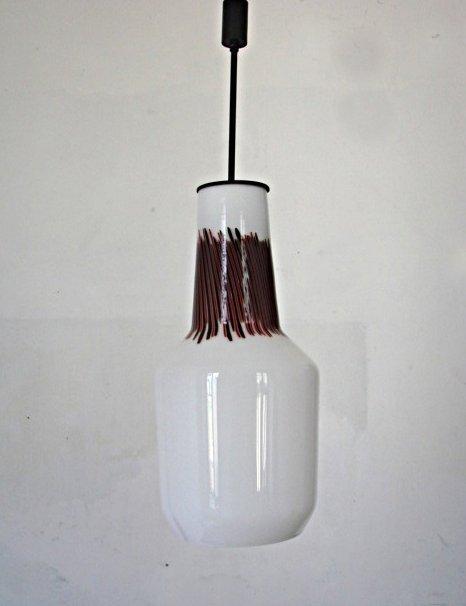 Massimo Vignelli, Venini, Ceiling Lamp