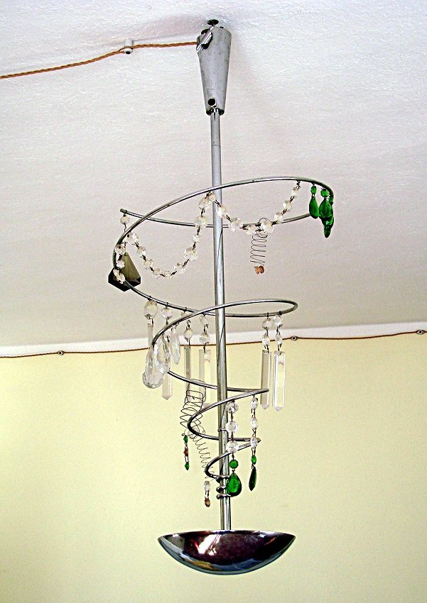 Toni Cordero, Artemide, Pendant lamp Iside - 3
