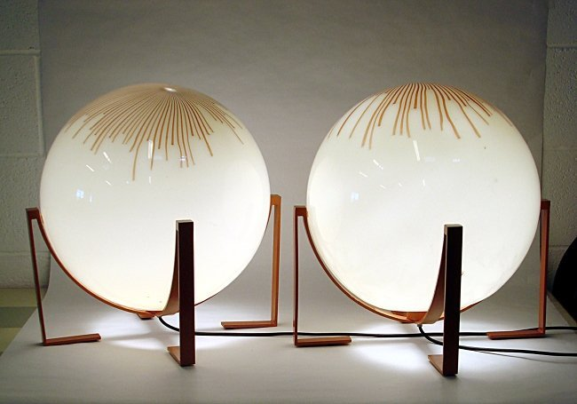La Murrina, 2 table lamps