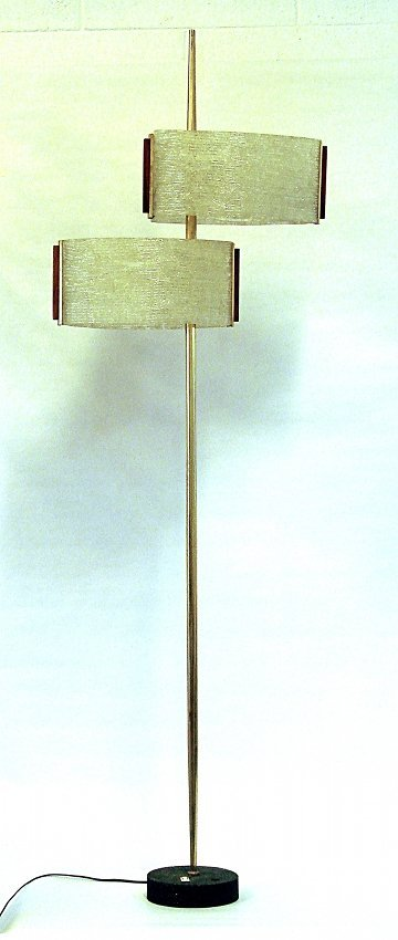 French Manufacture, floor lamp