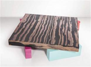 Ettore Sottsass, coffee table