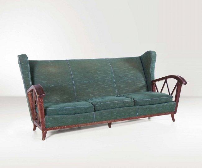 Paolo Buffa, couch