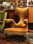 Renzo Zavanella, armchair