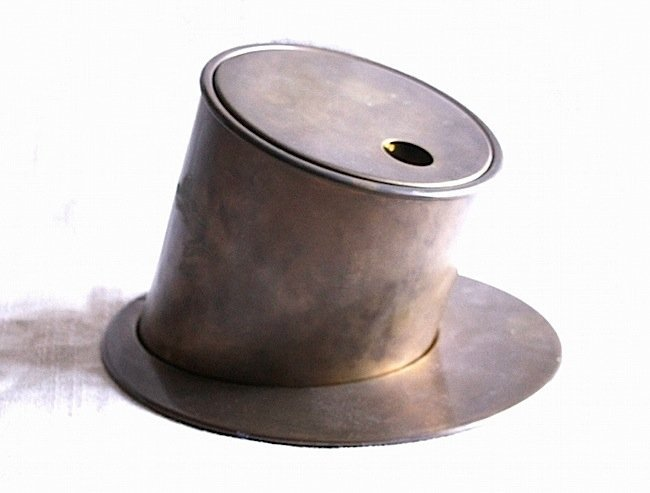 L. Massoni, ice bucket
