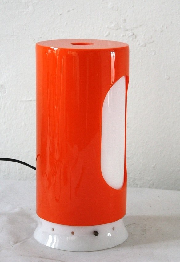J. Colombo, Kartell, table lamp