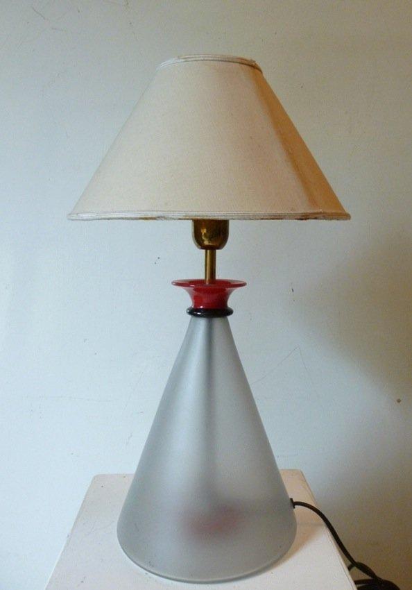 Italian Manufacture, table lamp