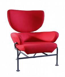F. Albini, F. Helg, armchair
