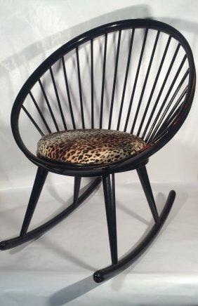 Y. Ekström, Circle Rocking Chair