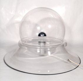 O. Noorda, Table Lamp, Venini, 1970 Ca