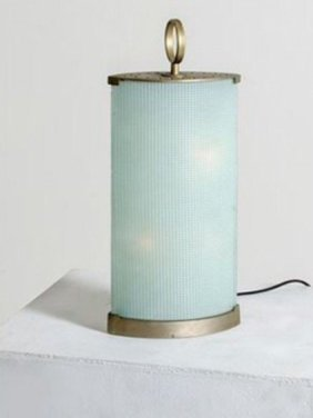 G. Ponti, Table Lamp, Fontana Arte