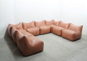 B&b, Mario Bellini, 8 Armchairs