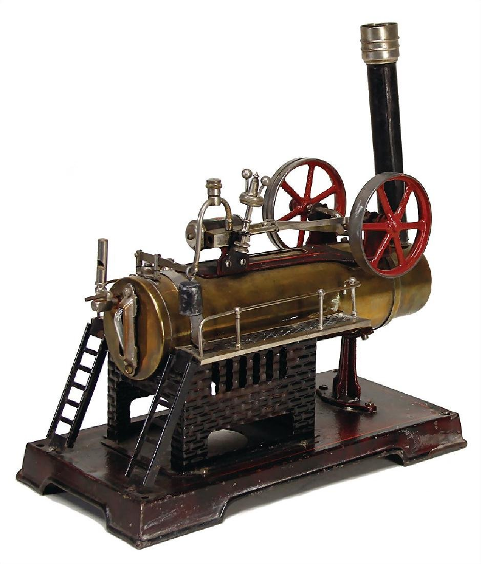 DOLL stationary traction engine, sheet metal,