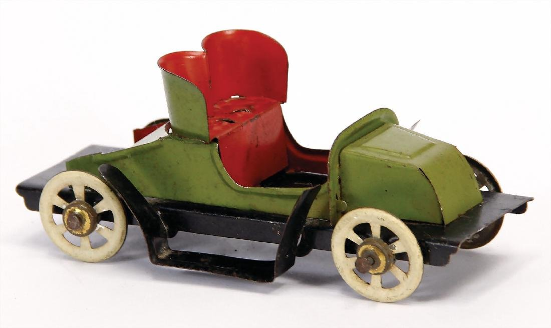 PENNY TOY Fischer, automobile, sheet metal, around