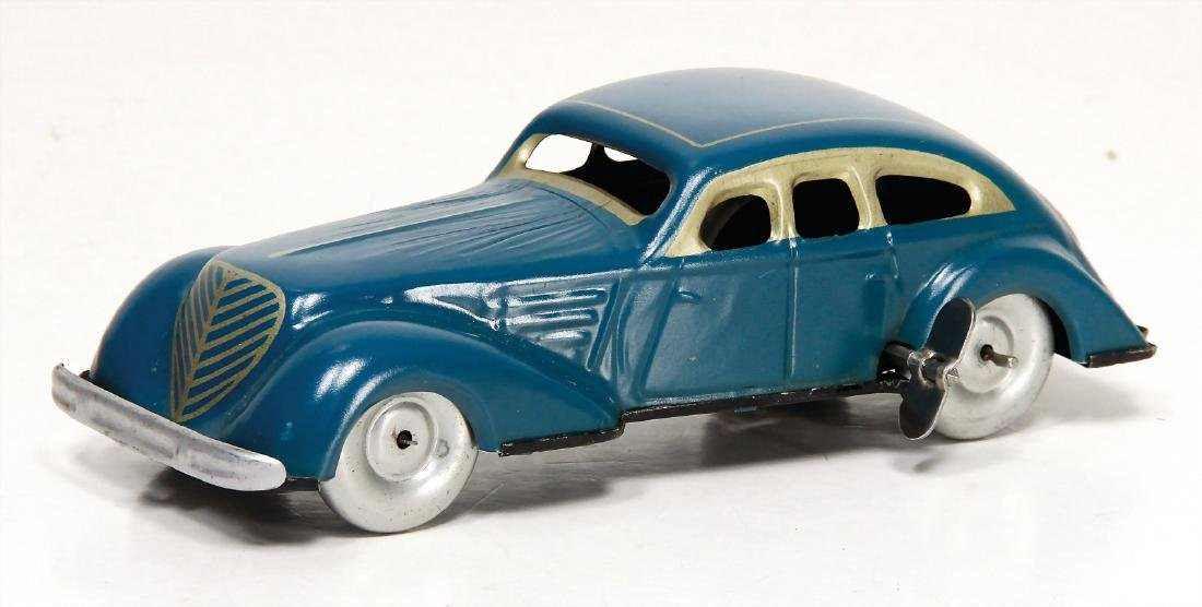 automobile, U.S.-zone, sheet metal, 17.5 cm, as good as