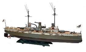 MÄRKLIN H.N.S. Tirpitz, battleship, c. 1920, 89