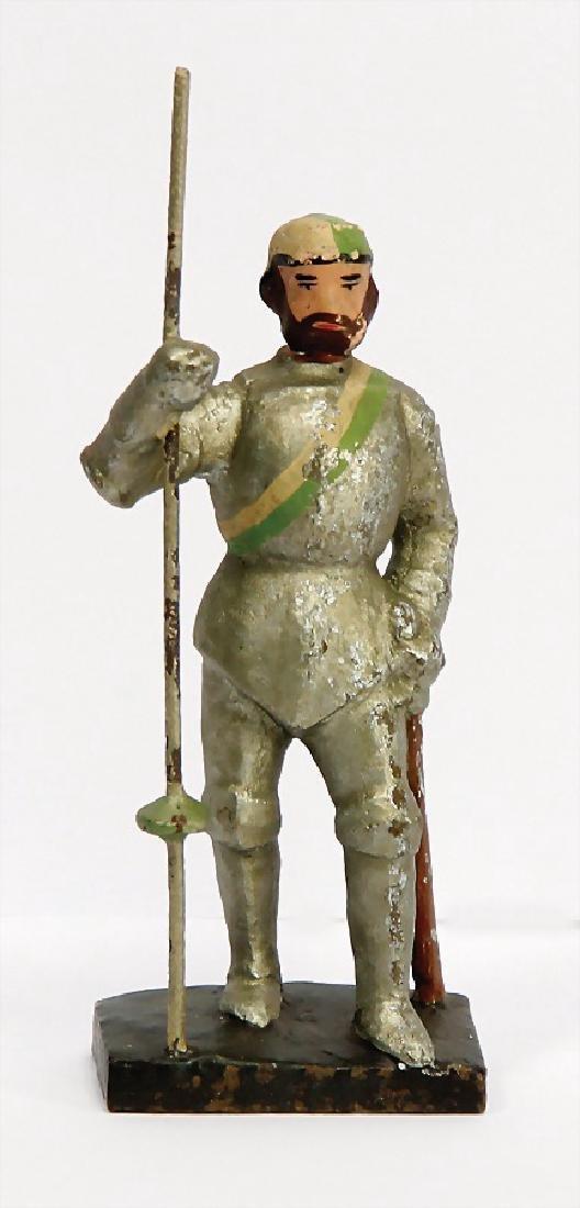 LINEOL mass, Ludwig III. of  Bavaria, 8.5 cm, rare,
