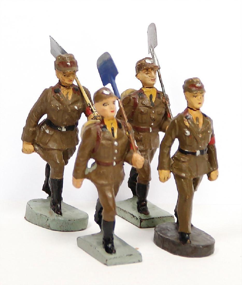 """ELASTOLIN AND  LINEOL """"Reichsarbeitsdienst"""","""