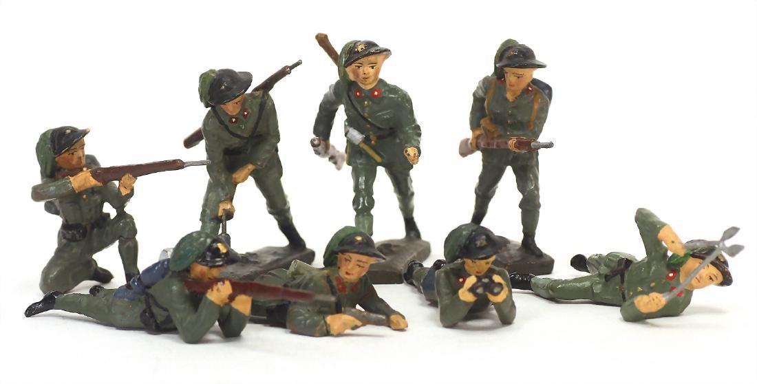LINEOL Italian, fighting, 7.5 cm, mass, Second World