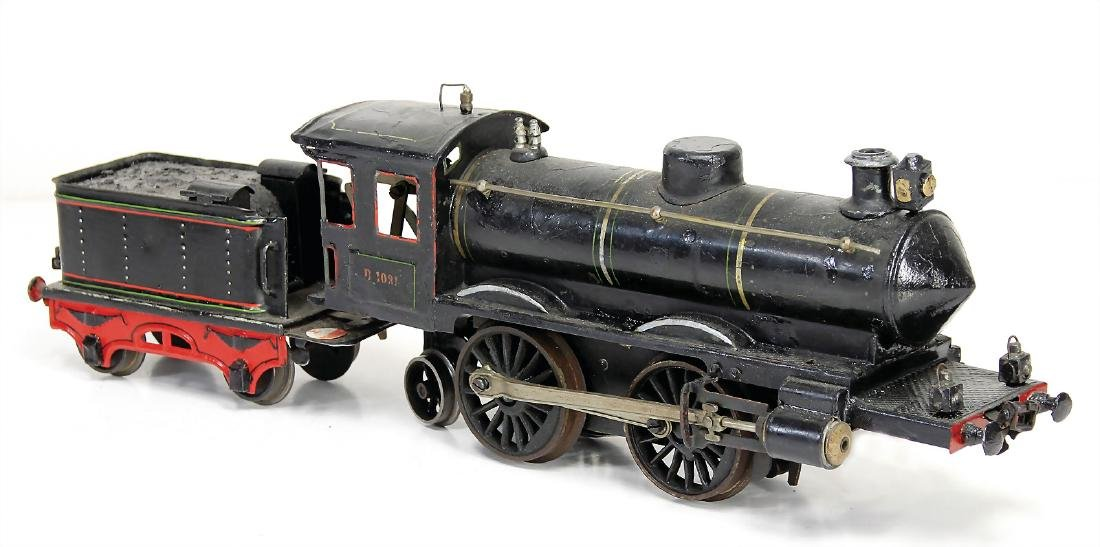 MÄRKLIN track 1, D1021, steam locomotive with