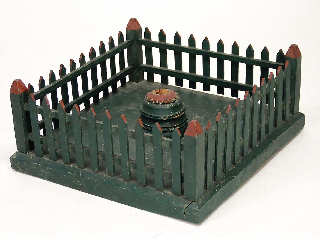christmas tree stand, with paradise garden, 34 x 35 cm,