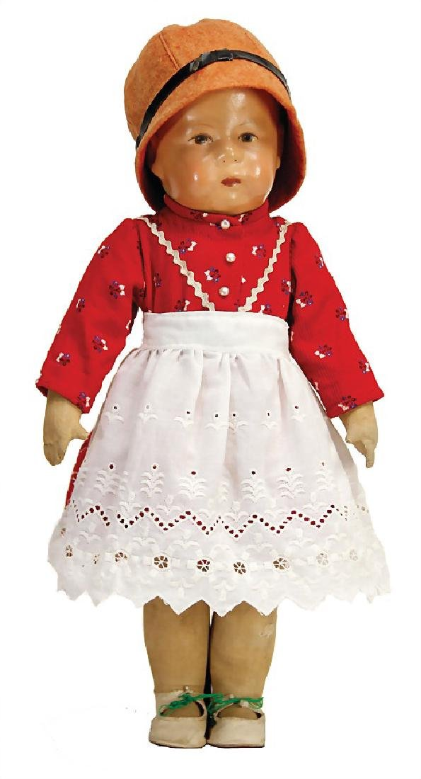 KÄTHE KRUSE late doll No. 1, 3 clearly visible