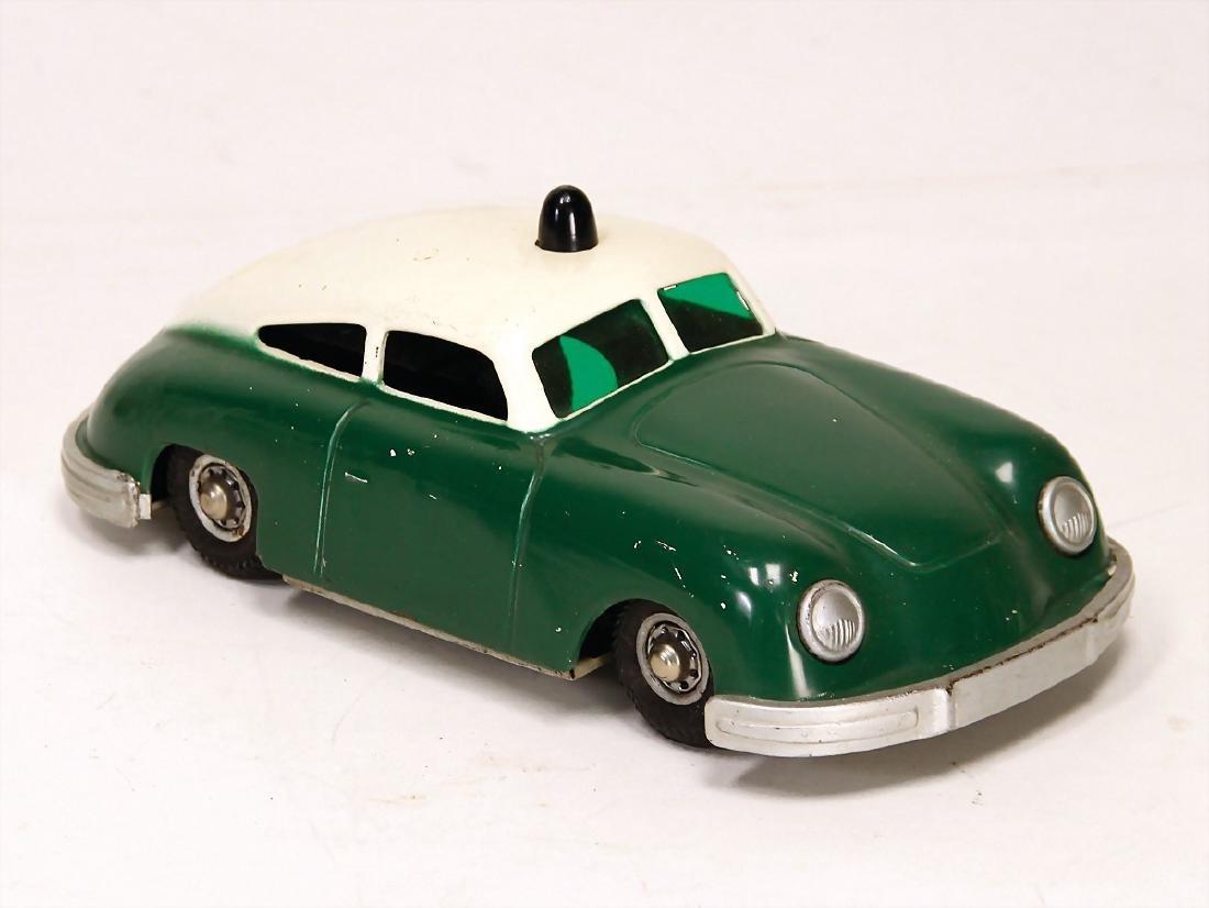 Porsche 356, 21 cm, friction drive, used   German