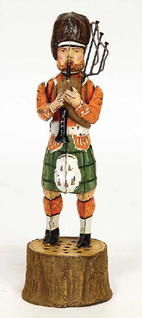 probably GÜNTHERMANN Scot, handpainted sheet