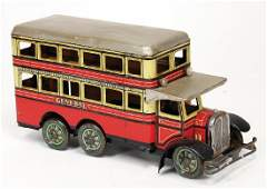 GUumlNTHERMANN double decker bus General 3axled