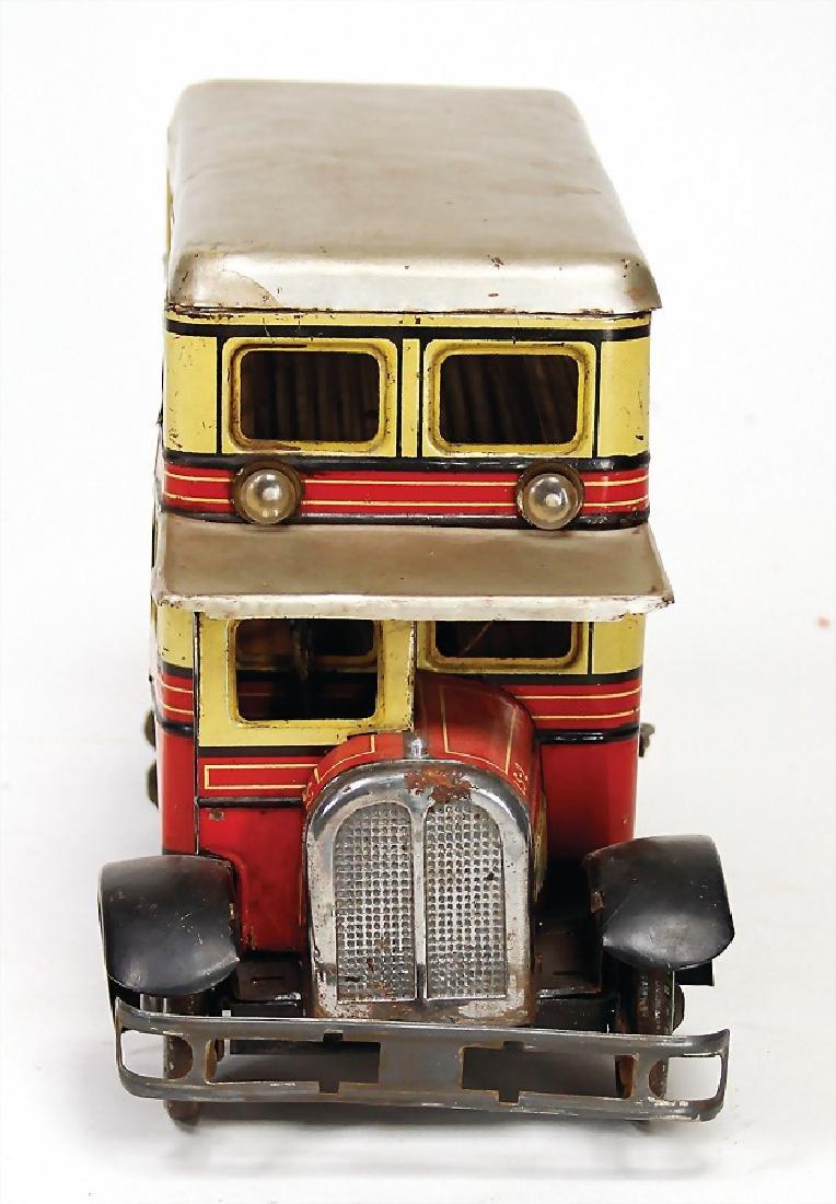 GÜNTHERMANN double decker bus, General, 3-axled, - 2