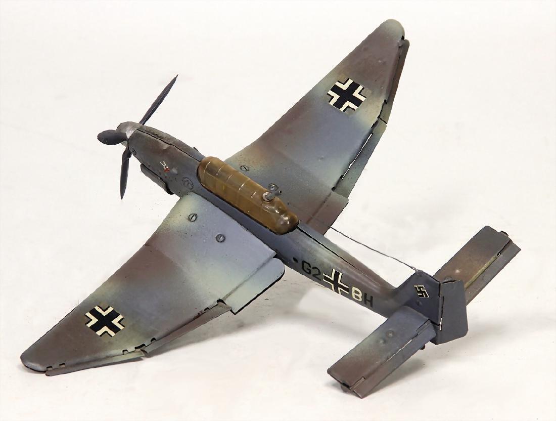 JEP plane, sheet metal, 24 cm   German Description  JEP