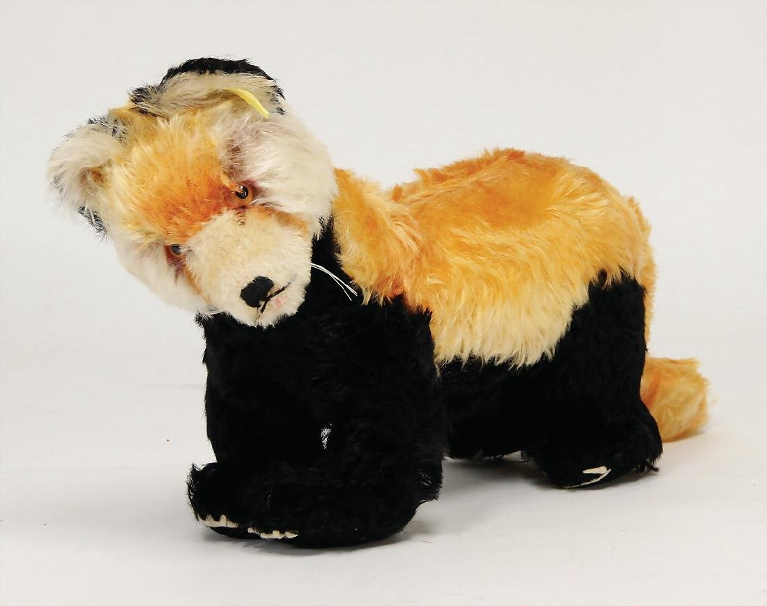 STEIFF Pandy, largest version, lenght: 40 cm, with