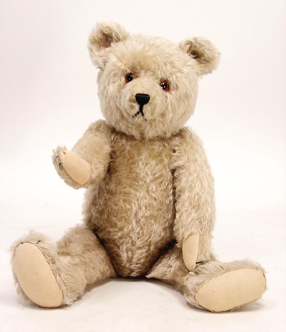 BING bear, pre-war era, slightly snaped off arms, added