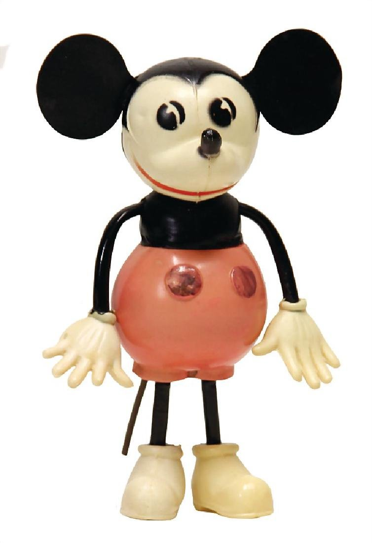 SCHILDKRöT '30s, Mickey Mouse, celluloid, dancer